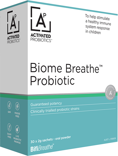 Biome Breathe Probiotic Product