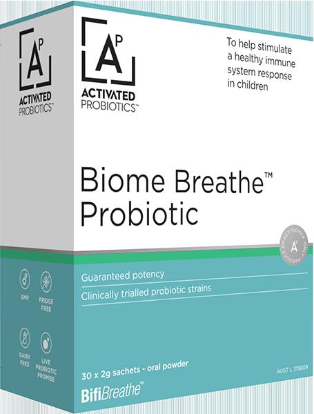 Biome Breathe Probiotic Product