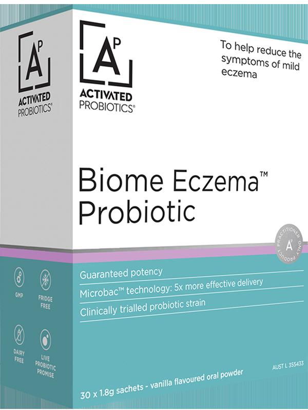Biome Eczema™ Probiotic